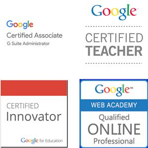 G Suite Training: Google Cloud Partner, G Suite, Training